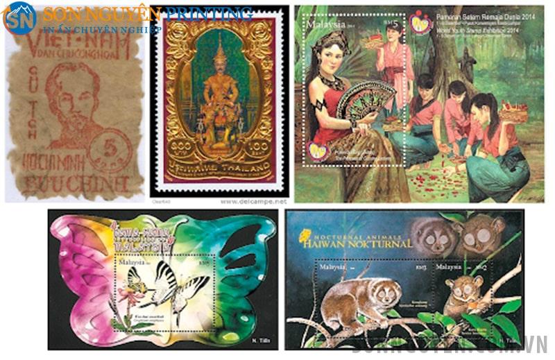 Dù trong thời đại nào thì tem thư vẫn được coi như một loại nghệ thuật đáng quý