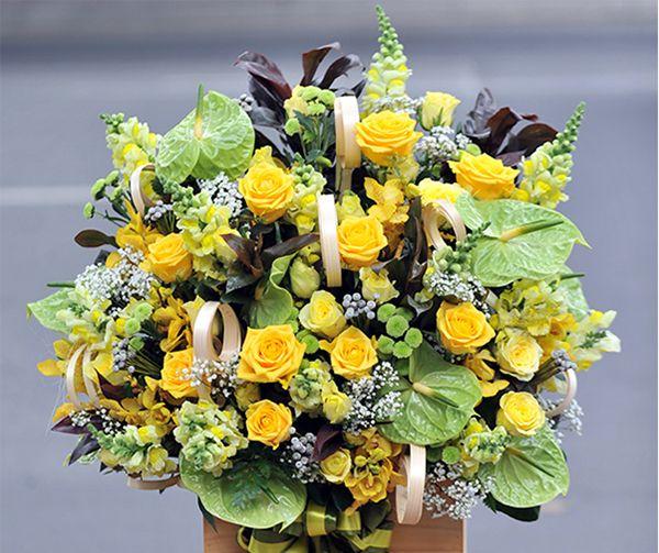 Mỗi loài hoa có ý nghĩa biểu trưng cho tính cách riêng