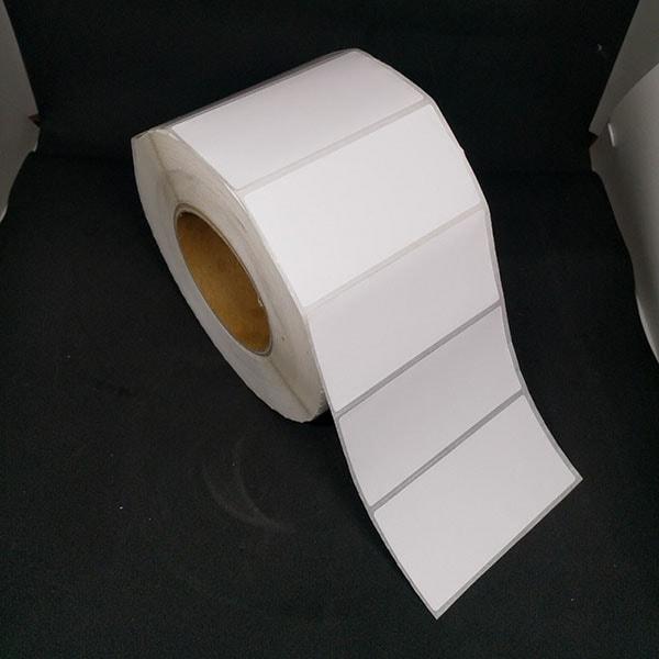 Tem decal giấy mã vạch 100x50mm dài 100m