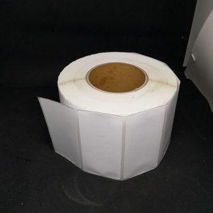 Tem decal giấy mã vạch 100x50mm dài 100m 5