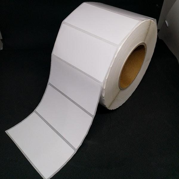 Tem decal giấy mã vạch 100x50mm dài 100m 3