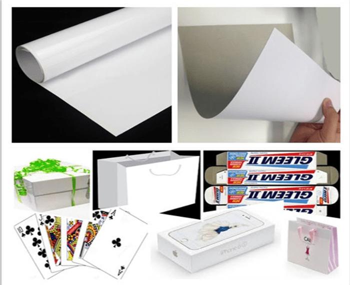Những ứng dụng của giấy Duplex